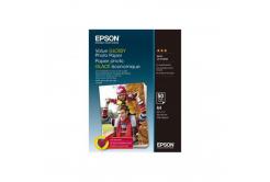 Epson Value Glossy Photo Paper, błyszczący biały papier fotograficzny, A4, 200 g/m2, 50  szt., C13S400036