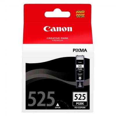 Canon PGI-525PGBK, 4529B001 czarna tusz oryginalna