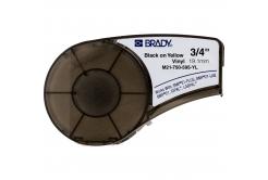 Brady M21-750-595-YL / 142811, vinyl taśma, 19.05 mm x 6.40 m