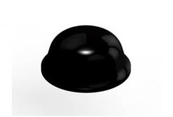 3M Bumpon SJ5003 czarny, taca = 56 szt.