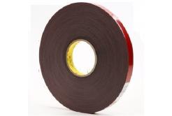 3M VHB 4611-F, 19 mm x 3 m, szary  dwustronna taśma klejąca akrylowa, 1,1 mm