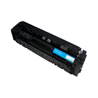 HP 201X CF401X błękitny (cyan) toner zamiennik