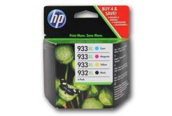 HP 932XL+933XL C2P42AE Bk+C+M+Y multipack tusz zamiennik