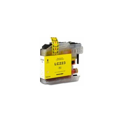 Brother LC-223XL żółty (yellow) tusz zamiennik