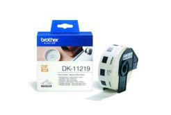 Brother DK-11219, 12mm, etykiety papierowe oryginalne