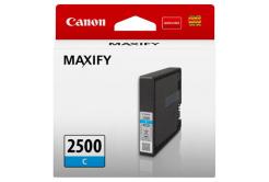 Canon tusz oryginalna PGI-2500 C, cyan, 9.6ml, 9301B001, Canon MAXIFY iB4050,iB4150,MB5050,MB5150,MB5350,MB5450