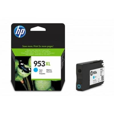HP 953XL F6U16AE błękitny (cyan) tusz oryginalna