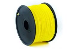 GEMBIRD Tisková struna (filament) ABS, 1,75mm, 1kg, żółty