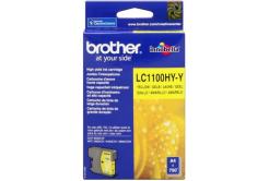 Brother LC-1100HYY żółty (yellow) tusz oryginalna