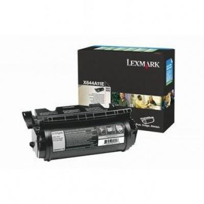 Lexmark X644A11E czarny (black) toner oryginalny