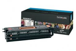Lexmark X8302KH czarny (black) toner oryginalny