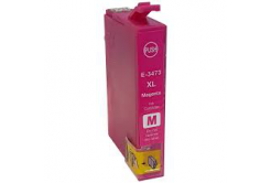 Epson T3473 purpurowy (magenta) tusz zamiennik