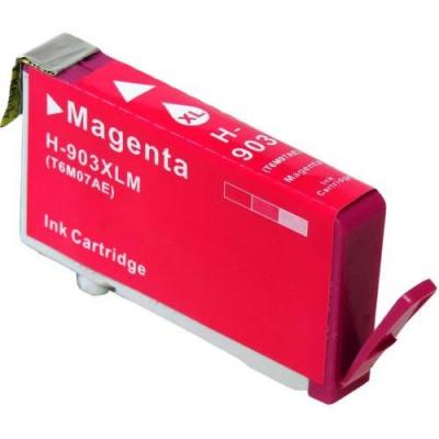 HP 903XL T6M07AE purpurowy (magenta) tusz zamiennik
