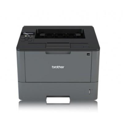 Brother HL-L5100DN drukarka laserowa - A4, 40ppm, 1200x1200, 256MB, PCL6, USB 2.0, LAN, DUPLEX