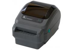 Zebra GX420D GX42-202421-000 DT drukarka etykiet, 203DPI, EPL2, ZPL II, USB, RS232, LAN, peeler (PEELER)