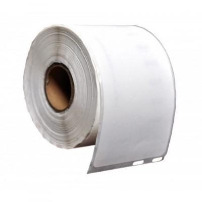 Etykiety zamiennik Dymo 99014, 54mm x 101mm, białe, role