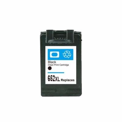 HP 652 XL F6V25AE czarny (black) tusz zamiennik
