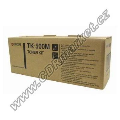 Kyocera Mita TK-500M purpurowy (magenta) toner oryginalny