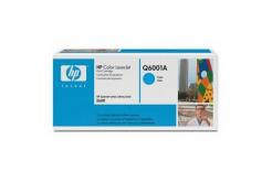 HP 124A Q6001A błękitny (cyan) toner oryginalny