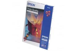 Epson S041061 Photo Quality InkJet Paper, papier fotograficzny, matowy, biały, A4, 104 g/m2, 720dpi, 100 szt.