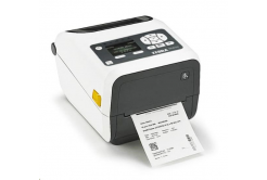 """Zebra ZD620 ZD62H43-T0EF00EZ TT drukarka etykiet, 4"""" LCD, TT drukarka etykiet, 4"""" Healthcare, 300 dpi, BTLE, USB, USB Host, RS232 &LAN"""