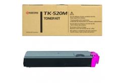 Kyocera Mita TK-520M purpurowy (magenta) toner oryginalny
