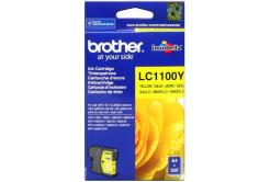 Brother LC-1100Y żółty (yellow) tusz oryginalna