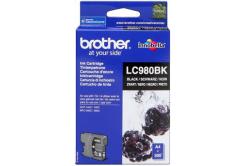 Brother LC-980BK czarny (black) tusz oryginalna