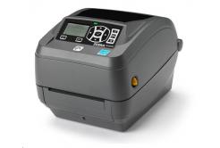 Zebra ZD500 ZD50042-T0E2R2FZ TT drukarka etykiet, 203 dpi, USB/RS232/Centronics Parallel/LAN/802.11abgn , BT, ROW