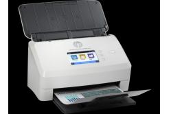 HP ScanJet Enterprise Flow N7000 snw1 Sheet-Feed Scanner (A4, 600 dpi, USB 3.0, Gigabit Ethernet, Wi-Fi, ADF, Duplex)