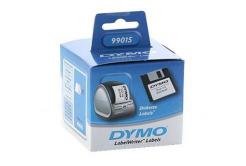 Dymo 99015, S0722440, 70mm x 54mm, białe etykiety papierowe oryginalne