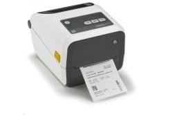 Zebra ZD420 Healthautoe ZD42H42-C0EW02EZ TT (cartridge) drukarka etykiet, autotridge, 8 dots/mm (203 dpi), MS, RTC, EPLII, ZPLII, USB, BT, Wi-Fi, biała