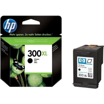 HP 300XL CC641EE czarny (black) tusz oryginalna