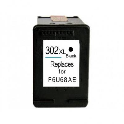 HP 302XL F6U68AE czarny (black) tusz zamiennik