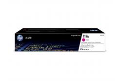 HP 117A W2073A purpurowy (magenta) toner oryginalny