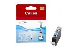 Canon CLI-521C błękitny (cyan) tusz oryginalna