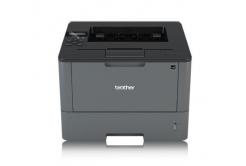 Brother HL-L5000D drukarka laserowa - A4, 40ppm, 1200x1200, 128MB, PCL6, USB 2.0, DUPLEX