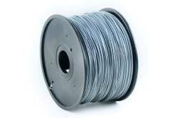 GEMBIRD Tisková struna (filament) ABS, 1,75mm, 1kg, srebrna