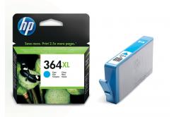 HP 364XL CB323EE błękitny (cyan) tusz oryginalna