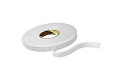 3M 9515W Taśma montażowa dwustronna klejąca, biały, 12 mm x 3 m