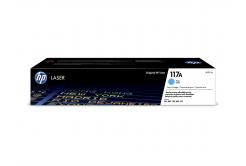 HP 117A W2071A błękitny (cyan) toner oryginalny
