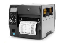 Zebra ZT420 ZT42062-T4E0000Z drukarka etykiet, 8 dots/mm (203 dpi), peeler,zwijacz,RTC,display,EPL,ZPL,ZPLII,USB,RS232,BT,Ethernet