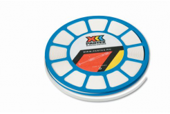 Partex PP+11000DN4, żółty, 50m, PVC PP+ taśma