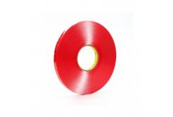 3M VHB 4910-F dwustronna taśma klejąca akrylowa, przezroczysty, 1 mm, 12 mm x 3 m
