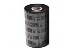 Zebra 02100BK08409 ZipShip 2100, thermal transfer ribbon, wax, 84mm
