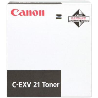 Canon C-EXV21 (0452B002) czarny (black) toner oryginalny