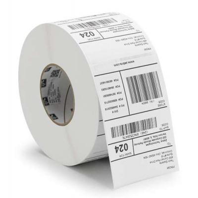 Zebra 3013759 Z-Perform 1000D, label roll, thermal paper, 76.2x50.8mm