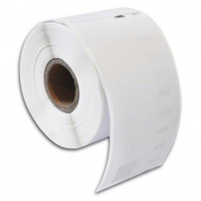 Etykiety zamiennik Dymo 99015, 54mm x 70mm, białe, role