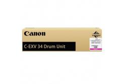Canon C-EXV34M purpurowy (magenta) bęben oryginalny