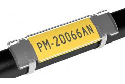 Partex PM-20045AN 11mm x 45 mm, 50 szt., (št. PF20), PM kieszonka na etykietę